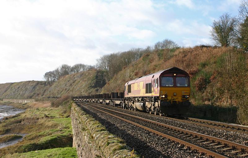 66063, Margam-Lackenby, Gatcombe, 28-12-04.