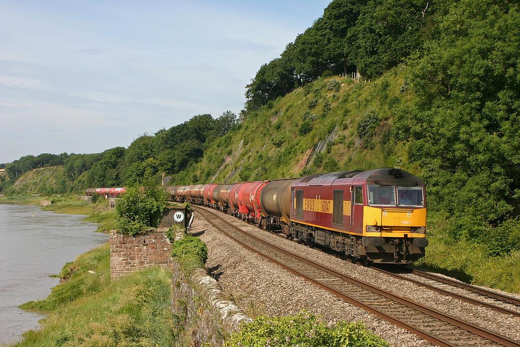 60047, 05.36 Robeston-Westerleigh, Gatcombe, 20-7-04.
