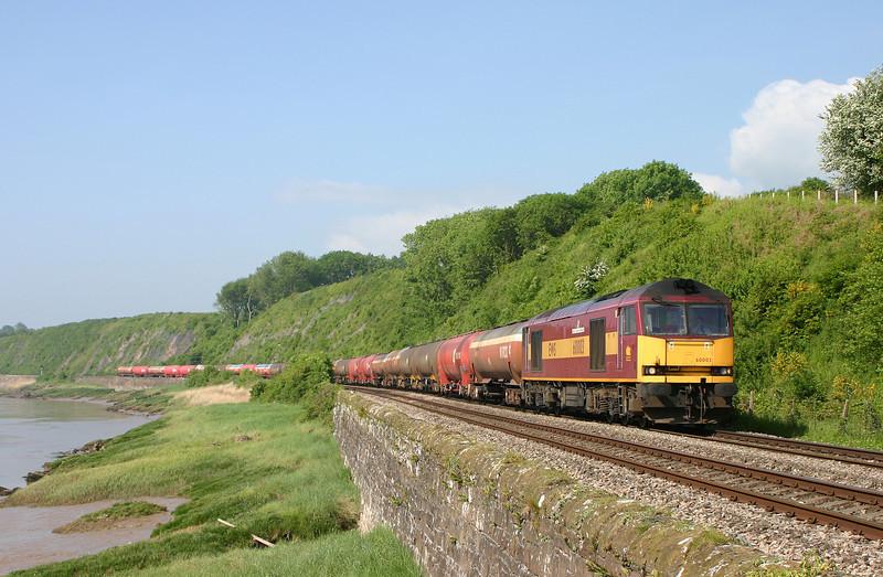60003, 05.36 Robeston-Westerleigh, Gatcombe, 18-5-04.
