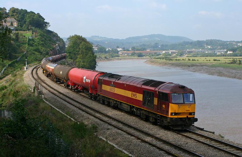 60025, 13.18 Westerleigh-Robeston,Bulwark, Chepstow, 6-9-04.