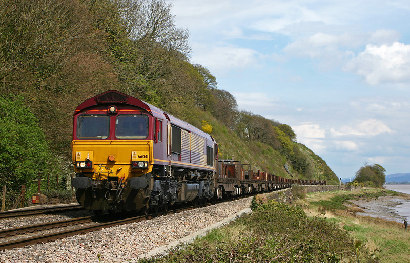 66041, 05.57 Lackenby-Llanwern, Gatcombe, 14-4-05.