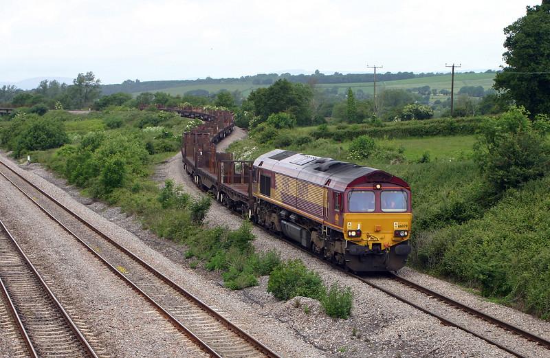 66079, 11.14 Llanwern-Lackenby, Llandevenny, near Llanwern, 15-6-05.