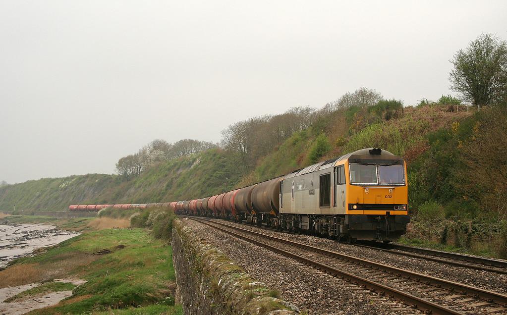 60032, 07.12 (MO) Robeston-Westerleigh, Gatcombe, 24-4-06.
