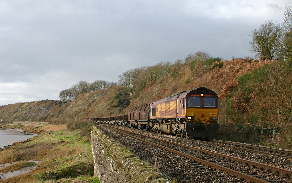 66225, 11.14 Llanwern-Lackenby, Gatcombe, 17-1-06.