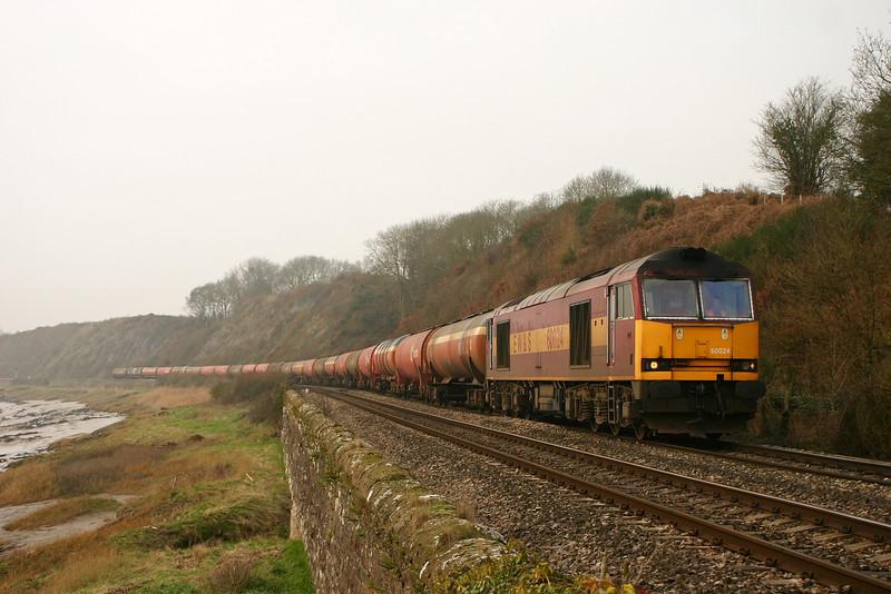 60024, 05.33 Robeston-Westerleigh, Gatcombe, 24-1-06.