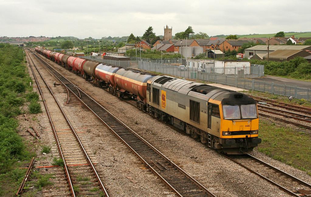 60046, 05.33 Robeston-Westerleigh, Severn Tunnel Junction, 16-5-06.