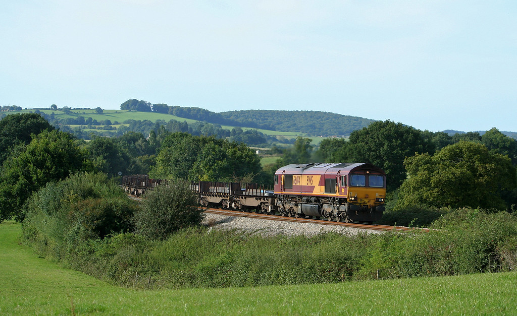66014, 08.17 Lackenby-Margam, Box Farm, Awre, near Newnham, Gloucestershire, 23-8-07.