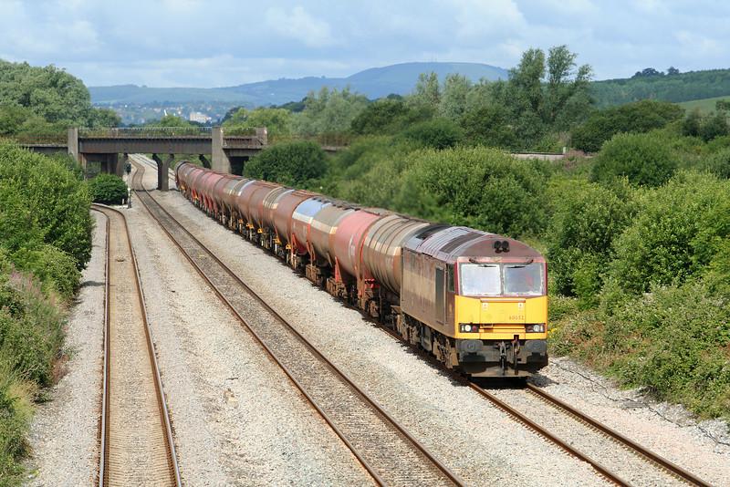 60052, 05.10 Robeston-Westerleigh, Llandevenny, near Llanwern, 10-7-07.