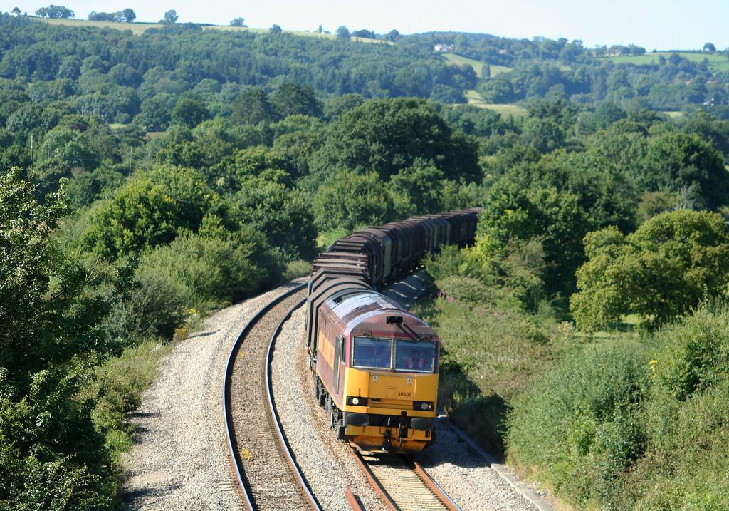 60500, 13.21 Round Oak-Margam, Box Farm, Awre, near Newnham, Gloucestershire, 31-7-07.