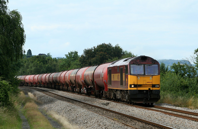 60052, 17.10 Westerleigh-Robeston, Bullo Pill, near Newnham, Gloucestershire, 10-7-07.