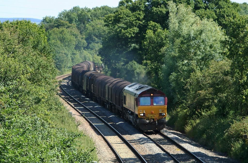 66171, 12.20 Margam-Round Oak, Box Farm, Awre, near Newnham, Gloucestershire, 31-7-07.