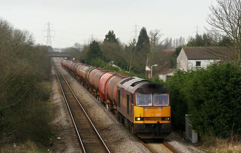 60012, 05.10 Robeston-Westerleigh, Portskewett, near Caldicot, 27-2-08.