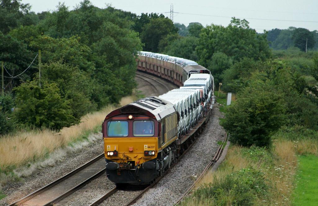 66237, 17.33 Portbury-Mossend, Rangeworthy, Gloucestershire, 6-8-09.