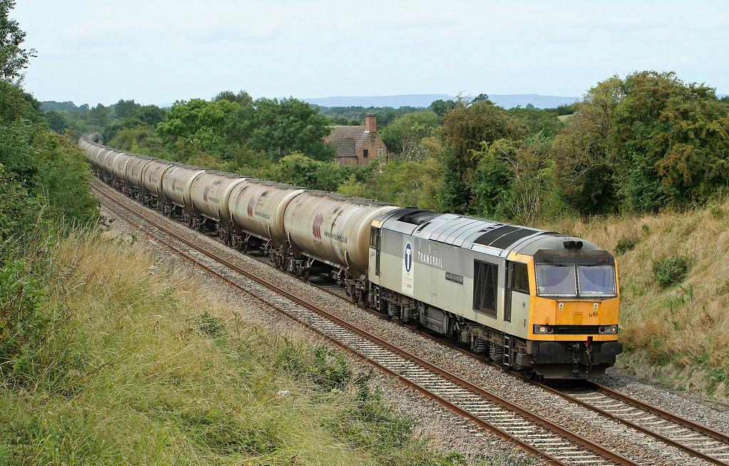 60061, 11.41 Westerleigh-Lindsey, Coaley, Gloucestershire, 6-8-09.