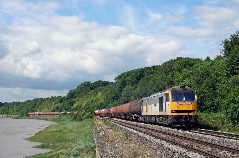 60013, 05.10 Robeston-Westerleigh, Gatcombe, 10-7-09.
