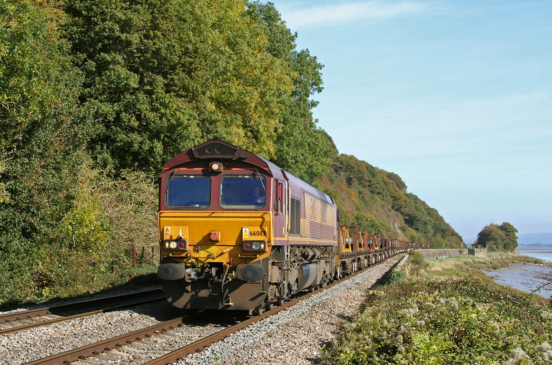 66083, 02.20 Lackenby-Llanwern, Gatcombe, 13-10-09.
