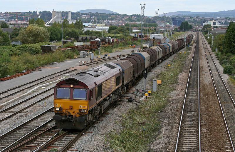 66204, 09.30 Dee Marsh-Margam, Somerton, Newport, 17-9-09.