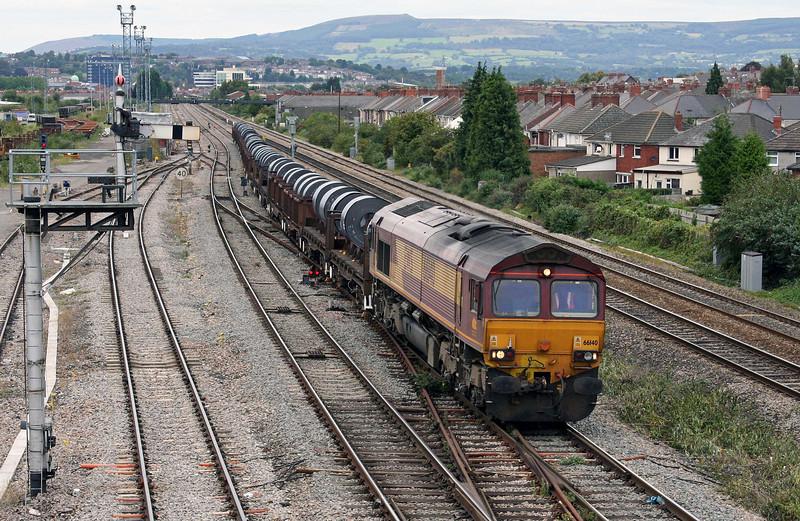 66140, 09.10 Trostre-Llanwern, Somerton, Newport, 17-9-09.