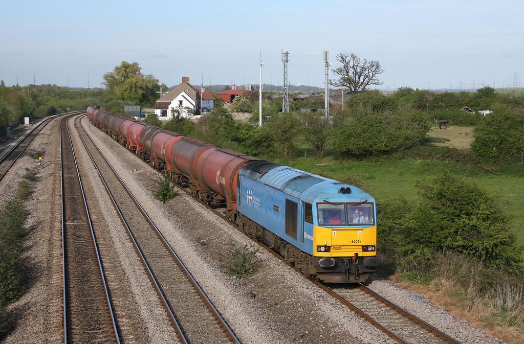 60074, 17.22 Westerleigh-Robeston, Undy, near Magor, 27-4-10.
