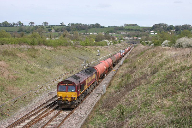 66127, 13.35 Theale-Robeston, Chipping Sodbury, 27-4-10.