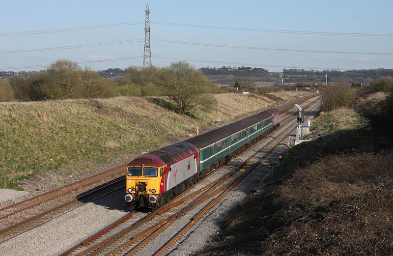 57312/57302, 16.16 Taunton-Cardiff Central, Pilning, 8-4-10.