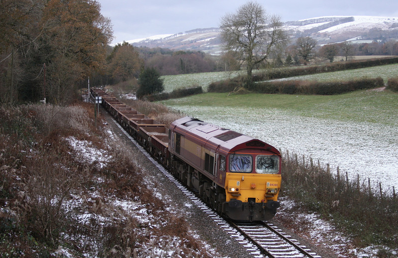 59201, 12.00 Minehead-Whatley Quarry, Crowcombe Heathfield, 1-12-10.