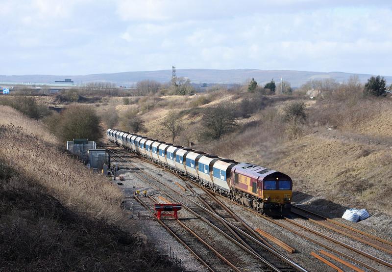 66192, 12.40 Machen-West Drayton, Pilning, 26-2-10.