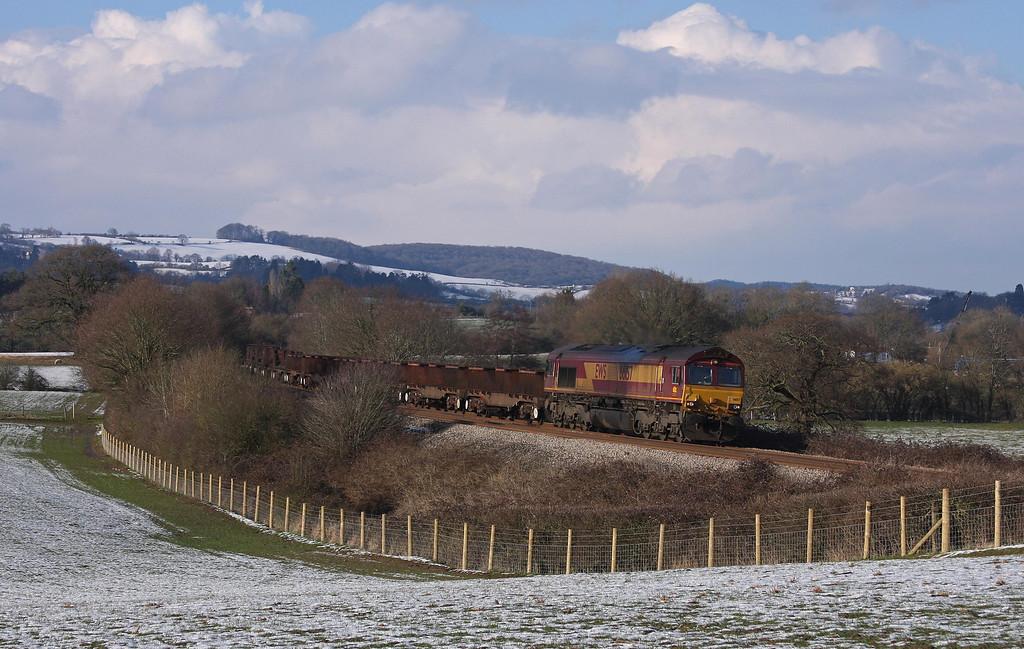 66157, 10.10 Corby-Margam, Box Farm, Awre, Gloucestershire, 19-2-10.