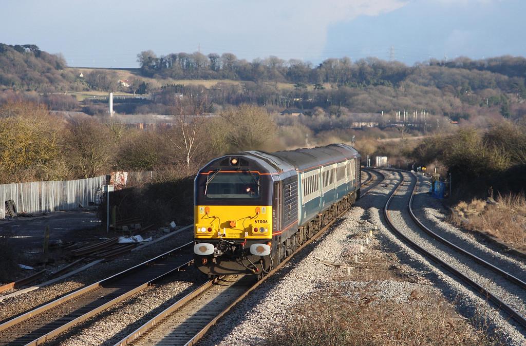 67006/67005, 12.47 Paignton-Cardiff Central, Pilning, 10-2-10.
