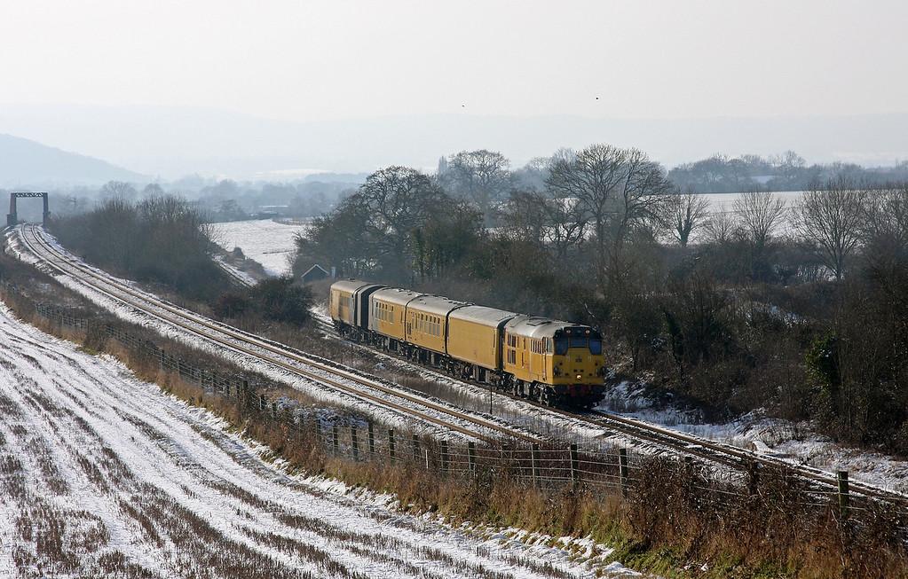 10.46 Exeter Riverside-Derby RTC, Cogload Junction, 8-1-10.