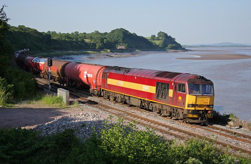 60039, 17.22 Westerleigh-Robeston, Purton, near Lydney, 3-6-10.