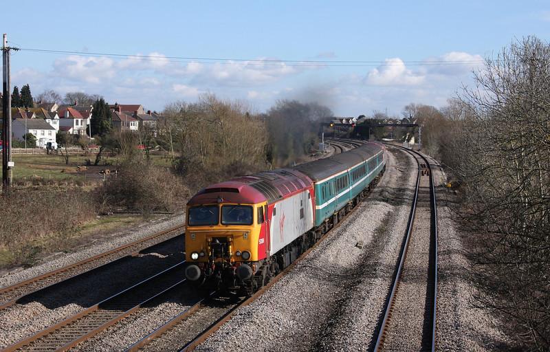 57309/57305, 11.02 Taunton-Cardiff Central, Magor, 1-3-10.