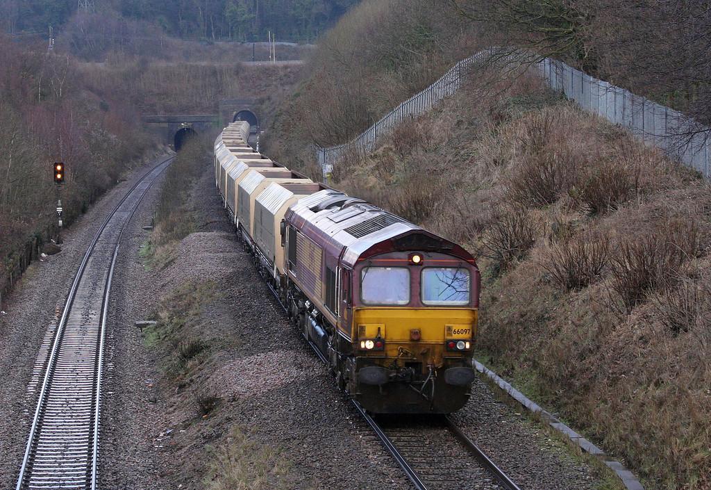 66097, 10.47 Hayes-Moreton-on-Lugg, Cattybrook, Bristol, 12-3-10.