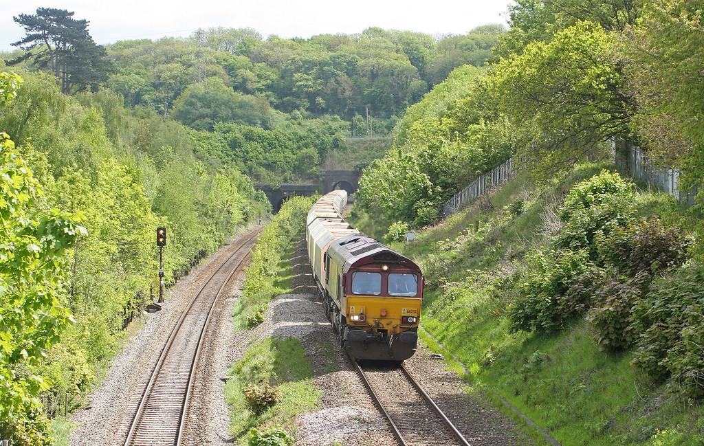 66232, 10.47 Hayes-Moreton-on-Lugg, Cattybrook, Bristol, 17-5-10.