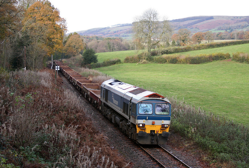 59104, 12.00 Minehead-Whatley Quarry, Crowcombe Heathfield, 24-11-10.