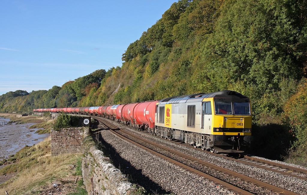 60063, 05.05 Robeston-Westerleigh, Gatcombe, 20-10-10.
