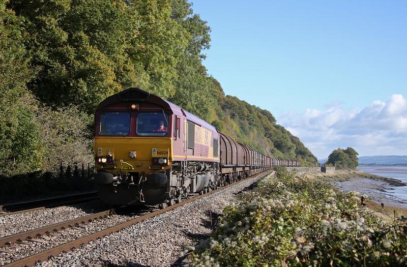 66024, 09.23 Round Oak-Margam, Gatcombe, 20-10-10.