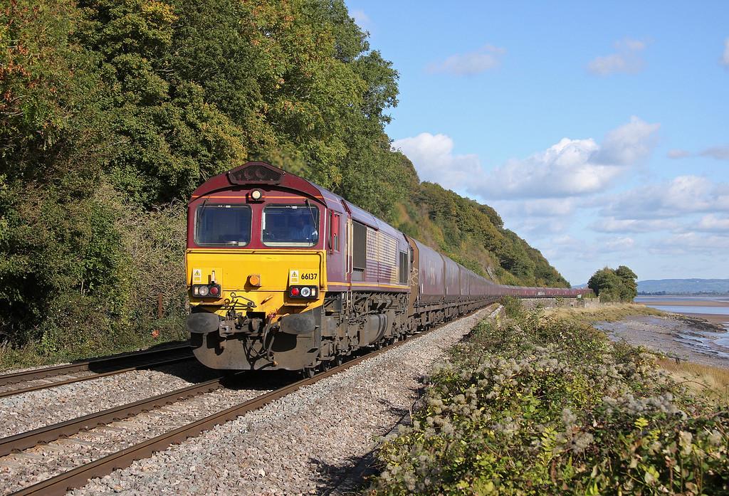 66137, 04.20 Redcar-Margam, Gatcombe, 20-10-10.