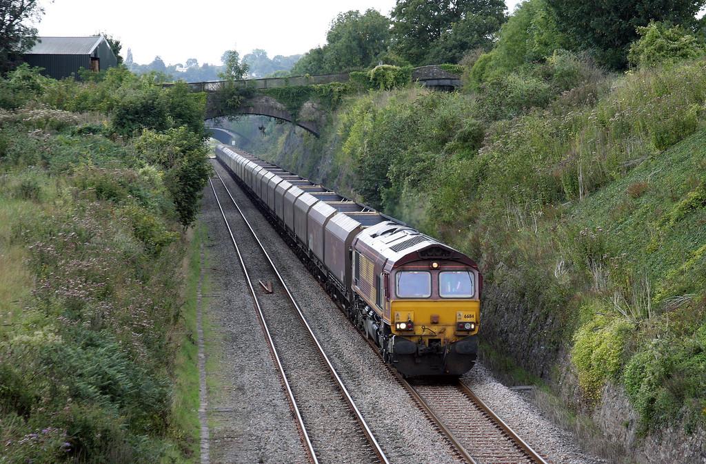 66114, 11.01 Margam-Redcar, Sedbury Lane, Chepstow, 9-9-10.