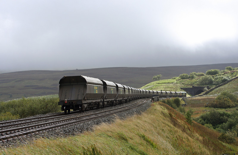 66531, 04.38 Killoch-Fiddlers Ferry, Grisedale Crossing, near Garsdale, 15-9-10.