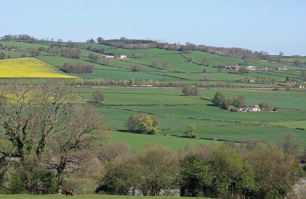 66169, 13.15 Llanwern-Dee Marsh, (taken from) Llanellen, near Abergavenny, 8-4-11.