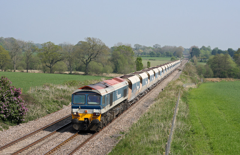 59102,14.15 Theale-Whatley Quarry, Woodborough, near Pewsey, Wiltshire, 19-4-11.