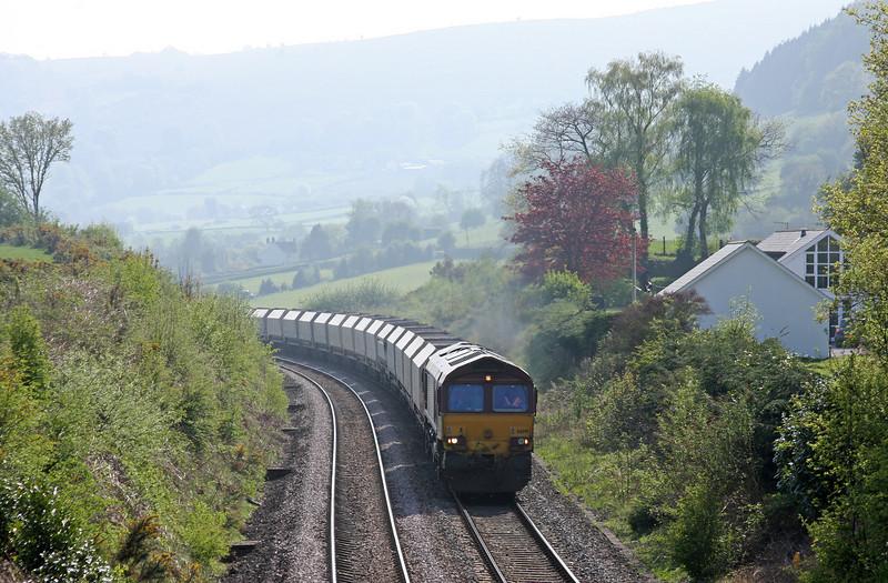 66091, 10.47 Hayes-Moreton-on-Lugg, Llanvihangel Crucorney, near Abergavenny, 20-4-11.