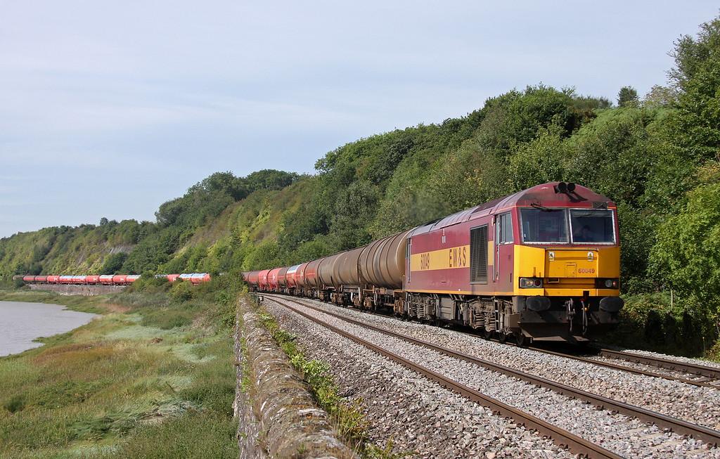 60049, 05.05 Robeston-Westerleigh, Gatcombe, 19-8-11.