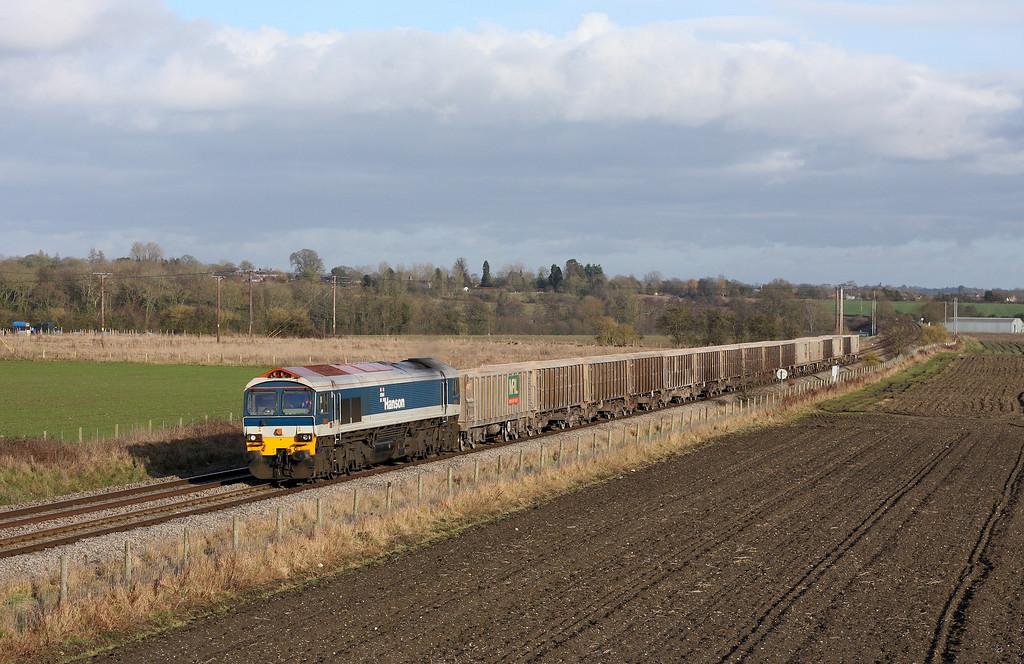 59101, 12.40 Acton Yard-Merehead Quarry, Manningford Bruce, near Pewsey, Wiltshire, 3-2-11.