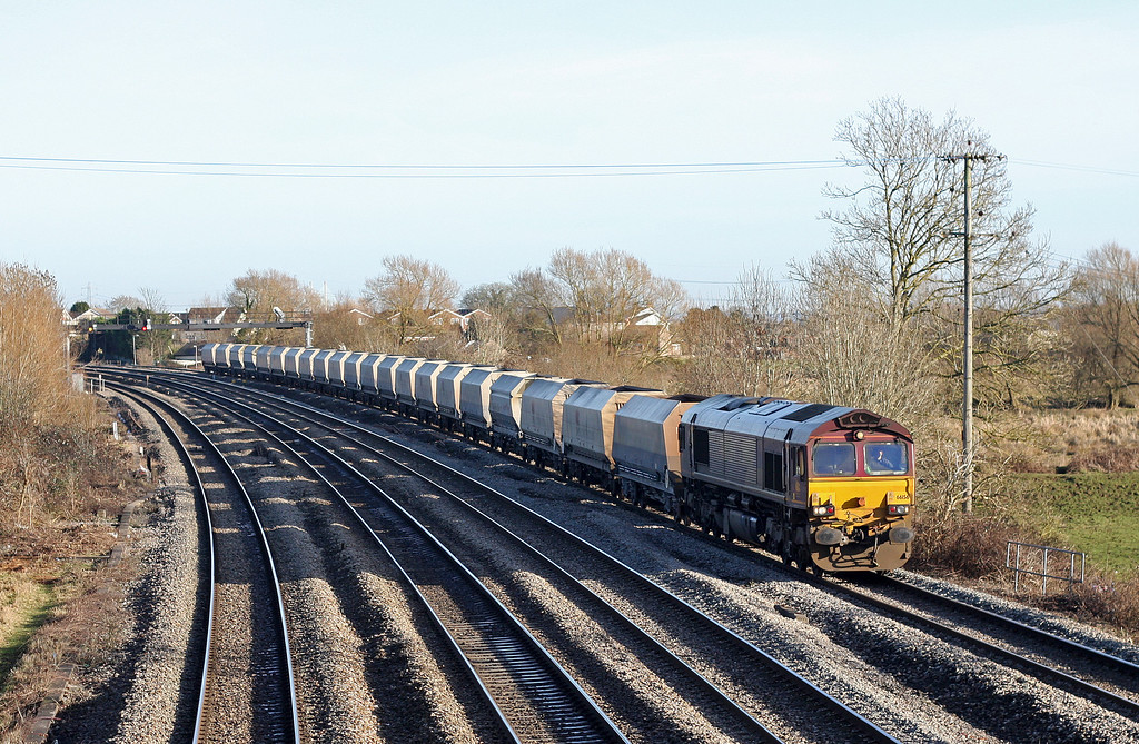 66156, 10.35 Hayes-Moreton-on-Lugg, Magor, 19-1-11.