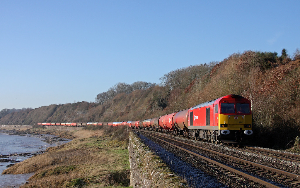 60011, 05.05 Westerleigh-Robeston,  Gatcombe, 19-1-11.