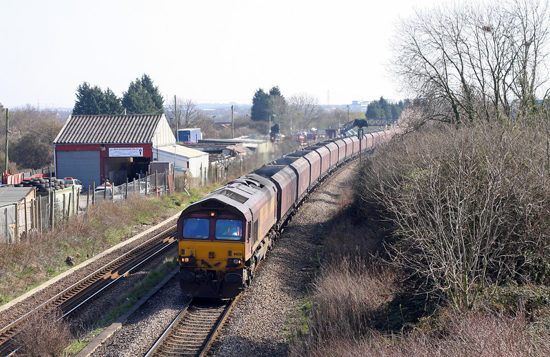 66126, 13.00 Portbury-Aberthaw Power Station, Patchway, 23-3-11.