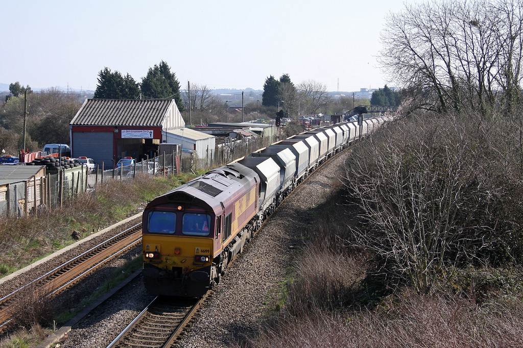 66199, 10.47 Hayes-Moreton-on-Lugg, Patchway, 23-3-11.