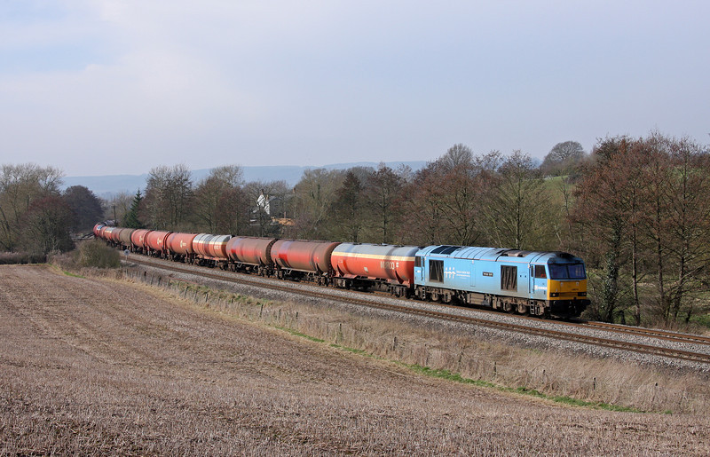 60074, 05.05 Robeston-Westerleigh, Cliff Farm, Lydney, 14-3-11.